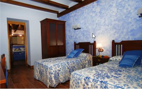 hotel la parra 8 habitacion 1
