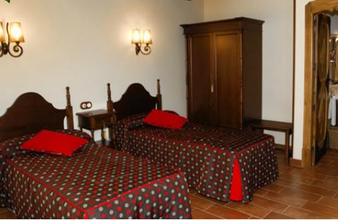 hotel la parra 9 habitacion 1
